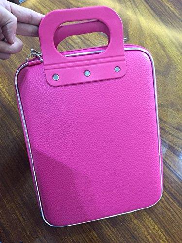 Funda multifuncional para tableta, iPad, MacBook, ordenador portátil, ultrapequeño, color naranja, azul, negro, 22,86 cm, 22,86 cm, 22,86 cm, 22,86 cm, 22,86 cm, 22,86 cm rosa rosa