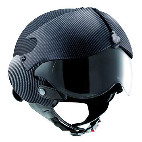 OSBE casco de Moto DJ Tornado Carbono L