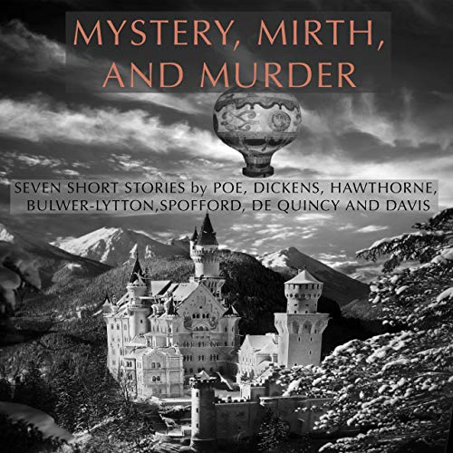 Mystery, Mirth, and Murder cover art