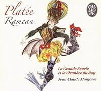 Rameau: Platee by Isabelle Poulenard (2010-01-12)