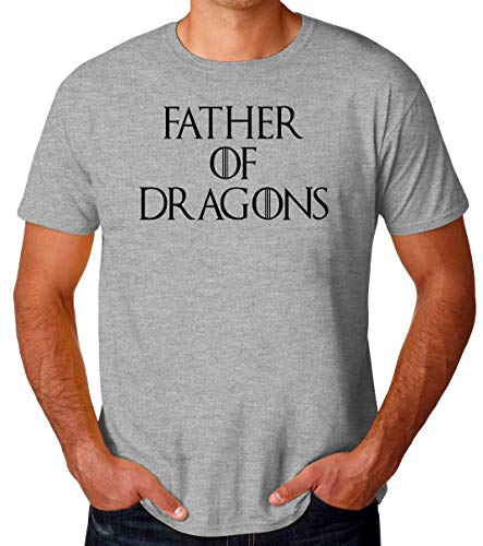 Game of Thrones Tyrion Father of Dragons Camiseta para Hombres
