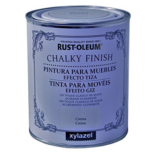 Rust-Oleum 4080303 Pintura, Crema, 750 ml
