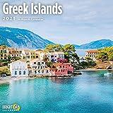 2021 Greek Islands Wall Calend...