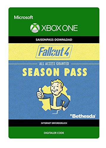 Fallout 4: Season Pass [Spielerweiterung] [Xbox One - Download Code]