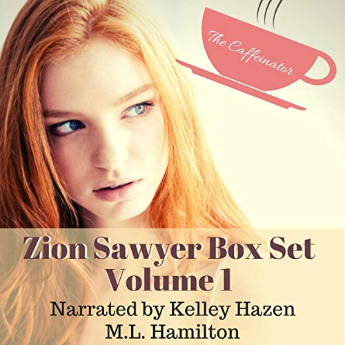 The Zion Sawyer Cozy Mystery Box Set cover art