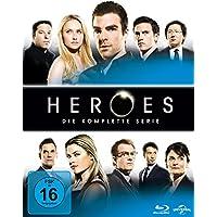 Heroes - Gesamtbox/Season