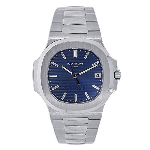Patek Philippe Nautilus 40mm Platinum 40th...