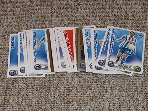 Konvolut Topps Trading Cards Match Attax