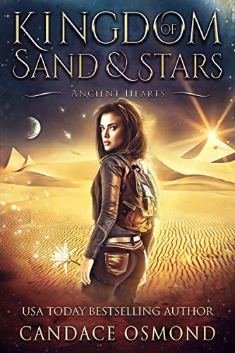 Ancient Hearts A Time Travel Fantasy Romance Kingdom of Sand Stars Book 1 product image