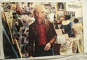 1981 Tom Petty & The Heartbreakers Hard Promises Concert Poster