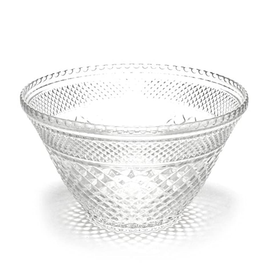Wexford by Anchor Hocking, Glass Punch Bowl
