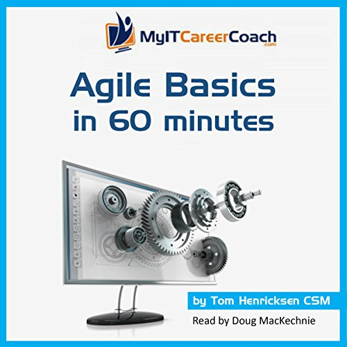 Agile Basics in 60 Minutes audiobook cover art