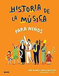 Historia de la música para niños par Mary Richards