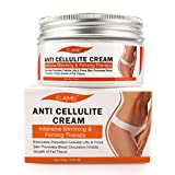 Anti Cellulite Removal Cream, Hot Cream - Slimming, Firming & Tightening Skin for Belly, Thighs, Waist For All Skin Types, 3.38 OZ / 100G