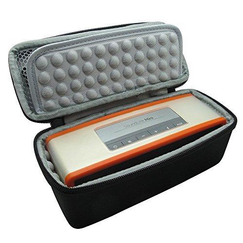 VPOWER® Tragetasche Schutzhülle Schutztasche für Bose Soundlink Mini Lautsprecher (Tragetasche 1)