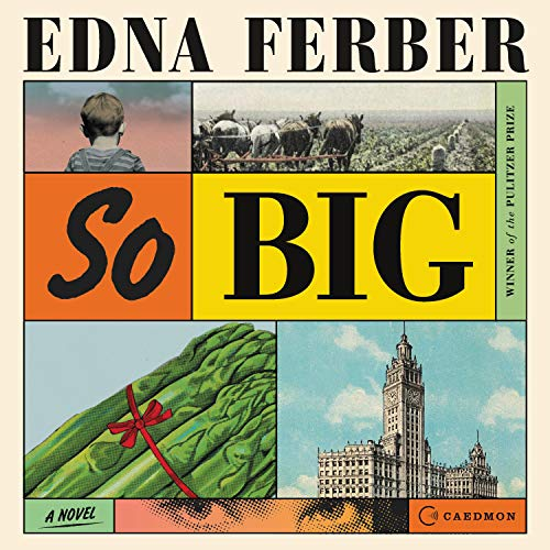 So Big Audiobook By Edna Ferber cover art