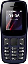 IKALL K14 with 1.8 Inch Colour Display Multimedia Phone Without Camera (Dark Blue)