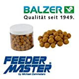 Balzer Feedermaster Mini Boilies 10 mm Scopex-gelb