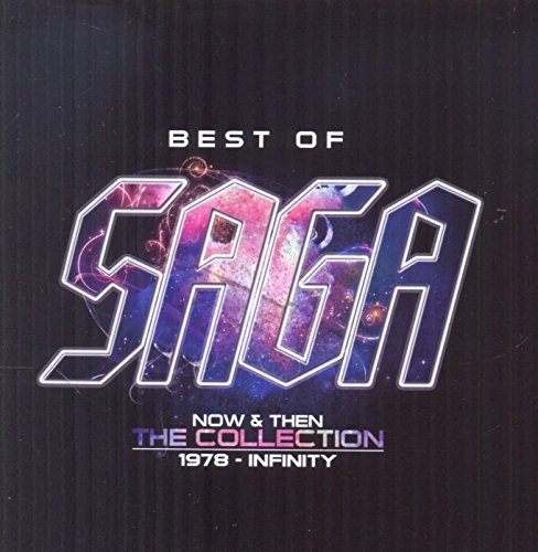 Saga - Best Of - Now And Then..