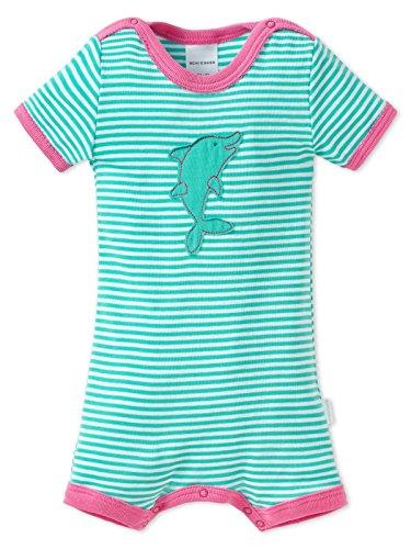 Schiesser - Body - Bébé (garçon) 0 à 24 Mois Turquoise Turquoise