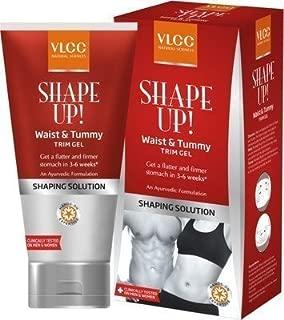 2 X Vlcc Shape up Waist and Tummy Trim Gel New-200g (Pack of 2)- Styledivahub®