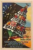 AZSTEEL Gran Feria De Valencia Poster | Poster No Frame