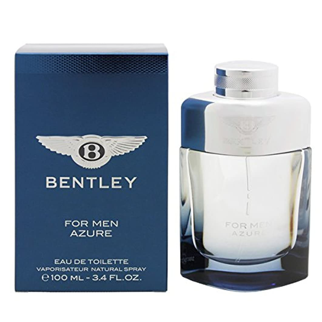 消去面白い給料ベントレー BENTLEY ベントレー フォーメン アズール EDT SP 100ml
