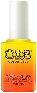 Best color club mood nail polish Reviews