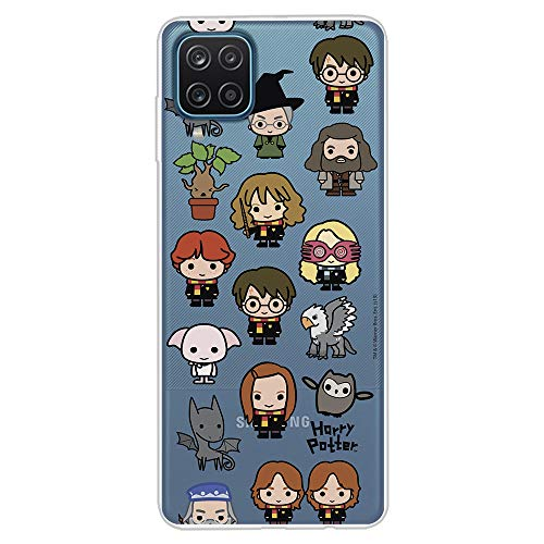 Cover per Samsung Galaxy A12 Ufficiale di Harry Potter Personaggi Iconi Proteggi il tuo cellulare con la cover per Samsung in silicone ufficiale di Harry Potter.