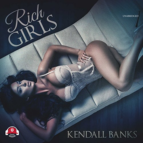 Rich Girls audiobook cover art