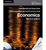 Cambridge International AS Level and A Level Economics Coursebook with CD-ROM (Cambridge International Examinations) (Mixed media product) - Common