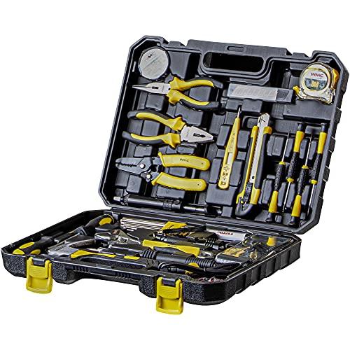 WMC TOOLS Werkzeug Set 34-teilig...