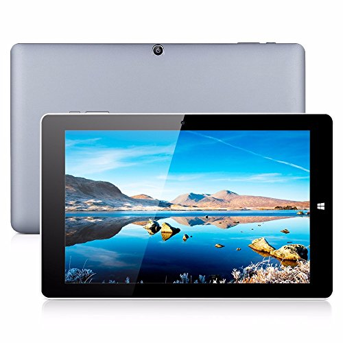 Chuwi HI10 Pro Aluminium ultra Book 2 in 1 Tablet PC 10 Fenster / Android Dual-Boot | Schwarz