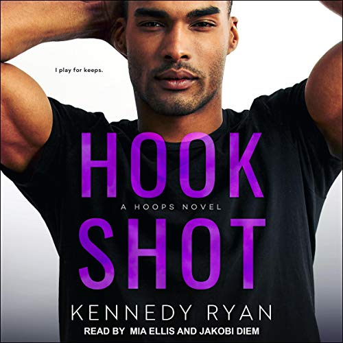 Hook Shot audiobook cover art