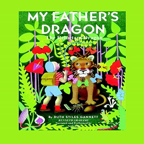 『My Father's Dragon: The Reluctant Dragon』のカバーアート