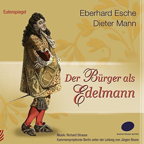 Der Bürger als Edelmann cover art