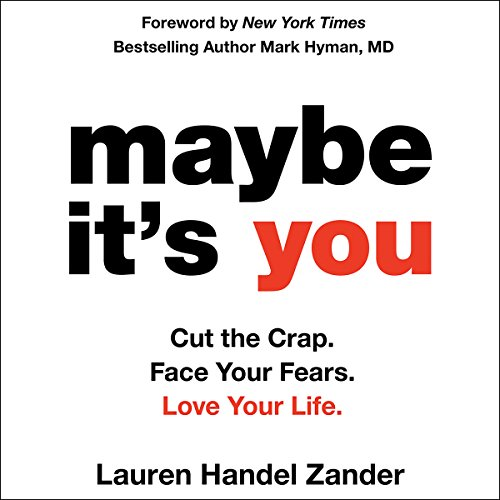 Maybe It's You audiobook cover art
