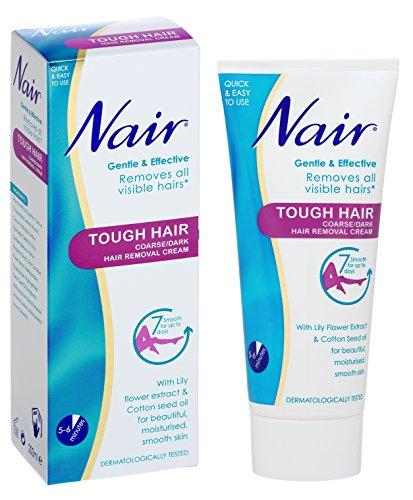Nair 200ml Tough Hair Coarse Hair Removal Cream