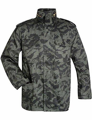 US army veste à doublure thermique russian tAÏGA camo xxl