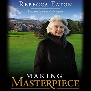 Making Masterpiece audiobook cover art