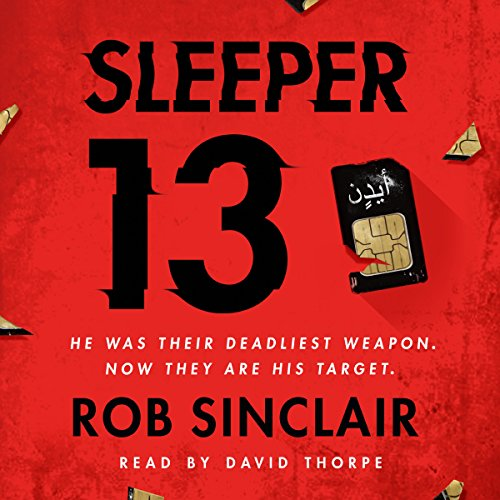 Sleeper 13 cover art