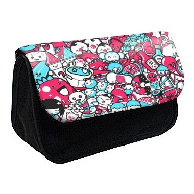 Youdesign - Trousse à crayons / maquillage manga -91 - Ref: 91