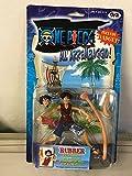 Retrogame One Piece Rubber Action Figure (1999) - Bandai
