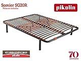Somier guardaespaldas SG20R SR40020 de pikolin -...