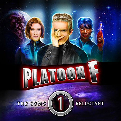 The SSMC Reluctant     Platoon F, Book 1              By:                                                                                                                                 John P. Logsdon,                                                                                        Christopher P. Young                               Narrated by:                                                                                                                                 John P. Logsdon                      Length: 2 hrs and 10 mins     10 ratings     Overall 4.5