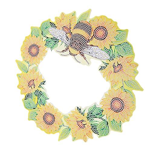 FOLOSAFENAR Peinture Image, Vif Bricolage Peinture Lustre éblouissant Belle Apparence Conception pour Les Amis