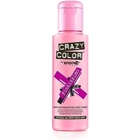 Crazy Color, Coloración semipermanente (color Hot Purple, nº ...