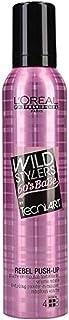 Loreal Tecni Art Wild Stylers Rebel Push-up Texturizing Powder-in Mousse 250ml