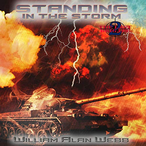 Standing in the Storm audiobook cover art