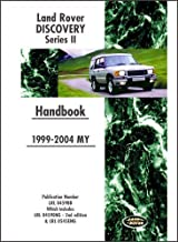 Land Rover Discovery Series II 1999-2004 MY Handbook by Land Rover Ltd (2009) Paperback